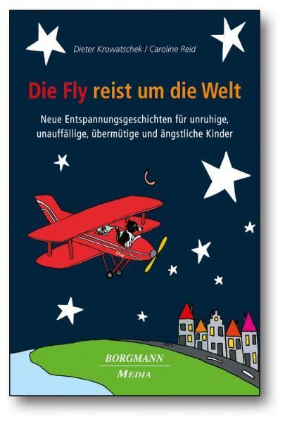Die Fly reist um die Welt als Buch