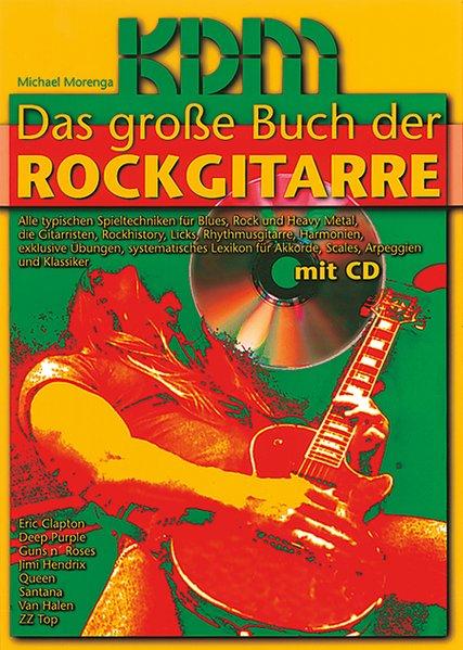 Das Große Buch der Rockgitarre als Buch