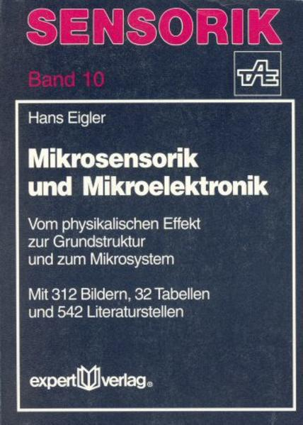 Mikrosensorik und Mikroelekronik als Buch