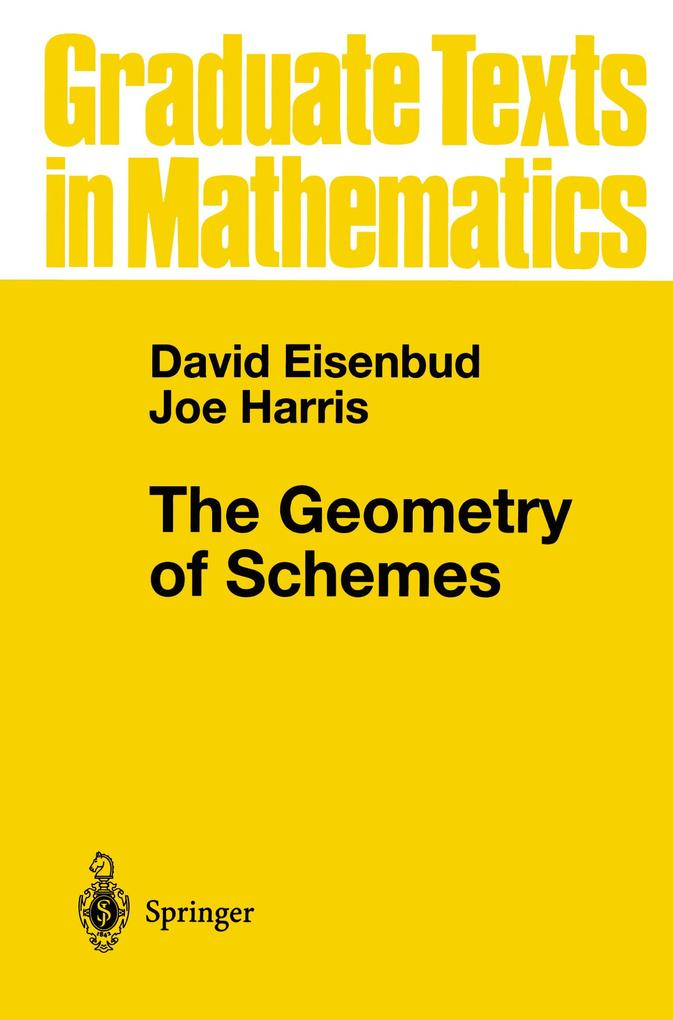 The Geometry of Schemes als Buch