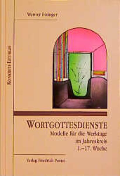 Wortgottesdienste. Modelle für die Werktage im Jahreskreis 1 als Buch