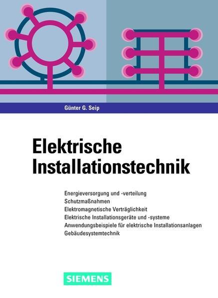 Elektrische Installationstechnik als Buch