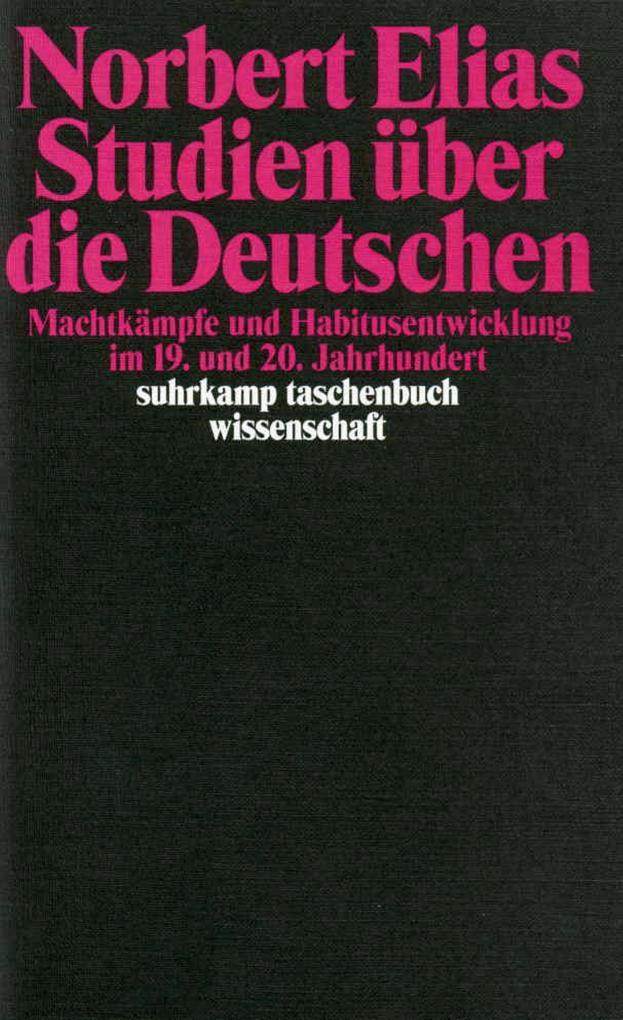 Studien über die Deutschen als Taschenbuch