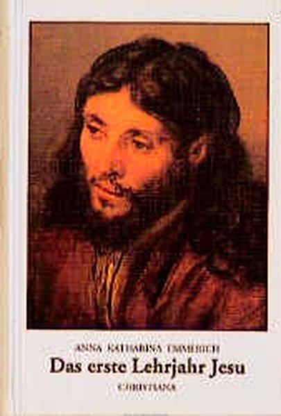 Das erste Lehrjahr Jesu als Buch