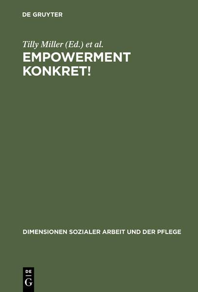 ?Empowerment konkret! als Buch