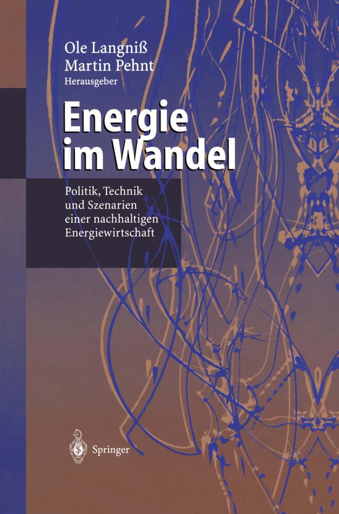 Energie im Wandel als Buch