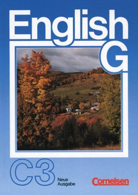 English G. Neue Ausgabe C 3 als Buch