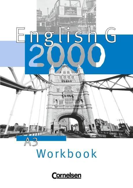 English G 2000. Ausgabe A 3. Workbook als Buch