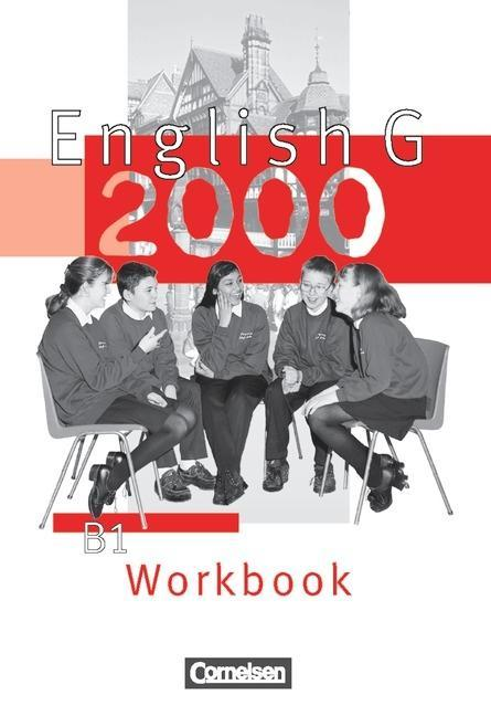 English G 2000. Ausgabe B 1. Workbook. New Edition als Buch