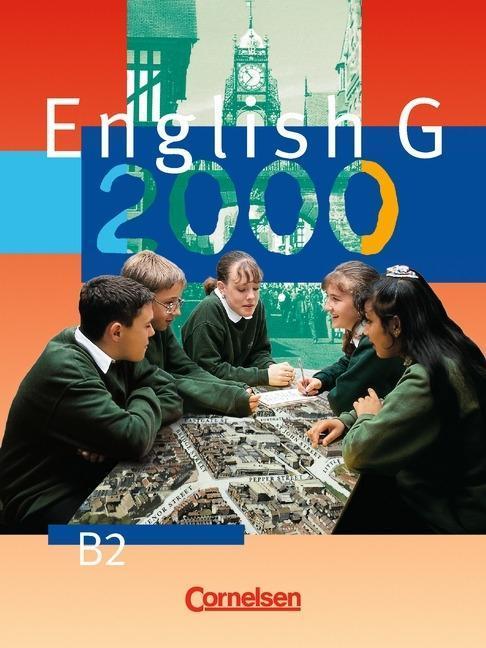 English G 2000. Ausgabe B 2. Schülerbuch als Buch