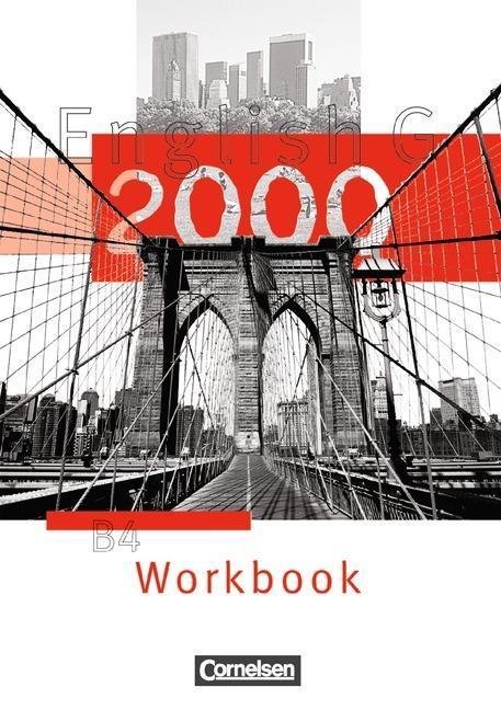 English G 2000. Ausgabe B 4. Workbook als Buch