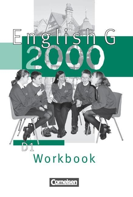 English G 2000. Ausgabe D 1. Workbook als Buch