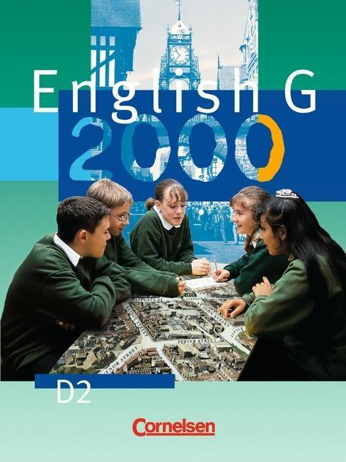 English G 2000. Ausgabe D 2. Schülerband als Buch
