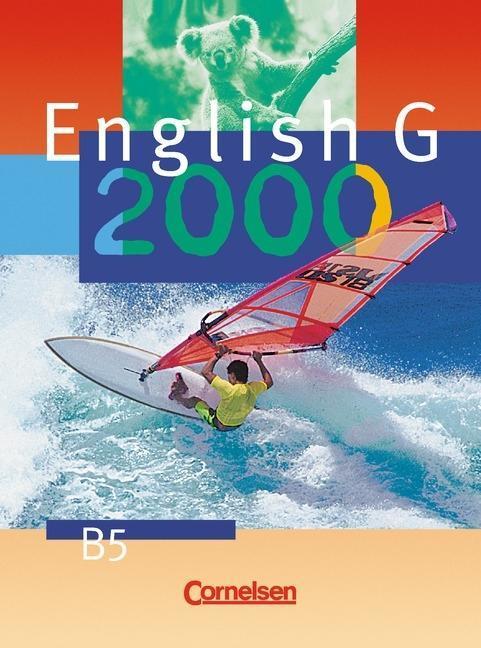 English G 2000. B 5. Schülerbuch als Buch