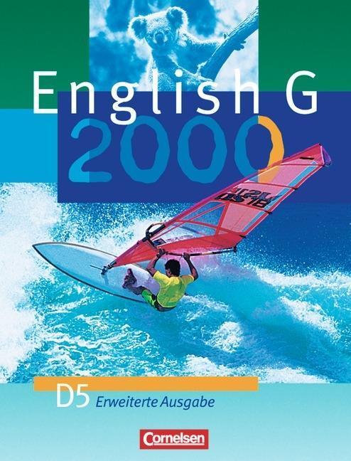 English G 2000. D 5. Schülerbuch. Erweiterte Ausgabe als Buch