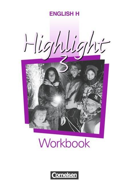 English H. Highlight 3. Workbook als Buch