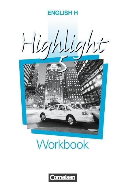 English H. Highlight 5 B. Workbook als Buch