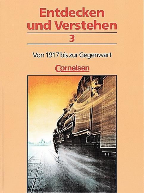 Entdecken und Verstehen 3. Allgemeine Ausgabe als Buch