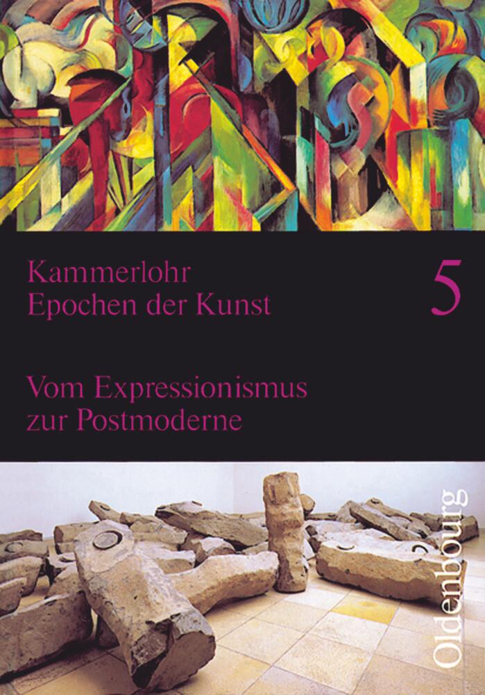 Epochen der Kunst 5. Neubearbeitung als Buch