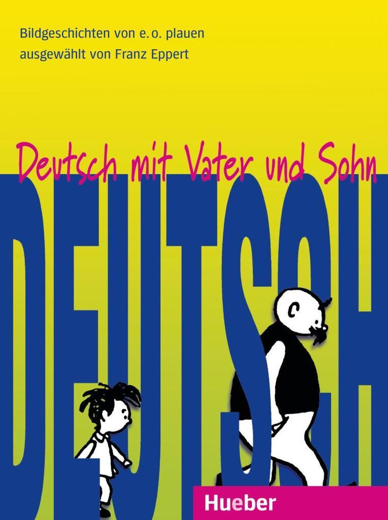 Deutsch mit Vater und Sohn als Buch