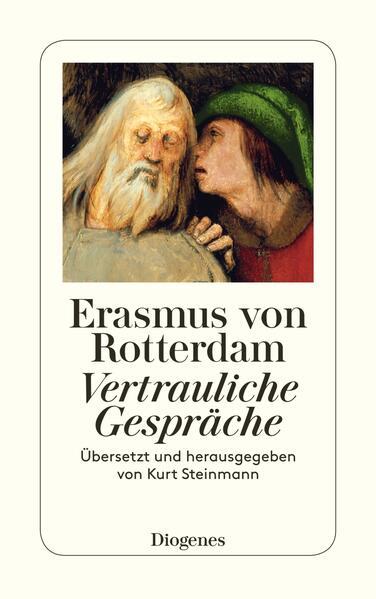 Vertrauliche Gespräche. Erasmus von Rotterdam als Taschenbuch