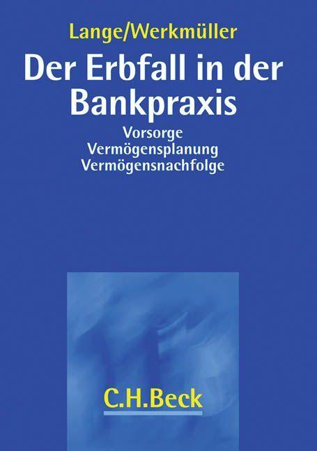 Der Erbfall in der Bankpraxis als Buch