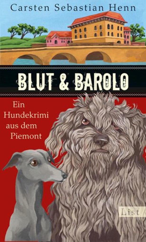 Blut & Barolo als eBook