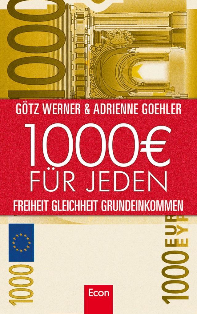 1.000 Euro für jeden als eBook epub