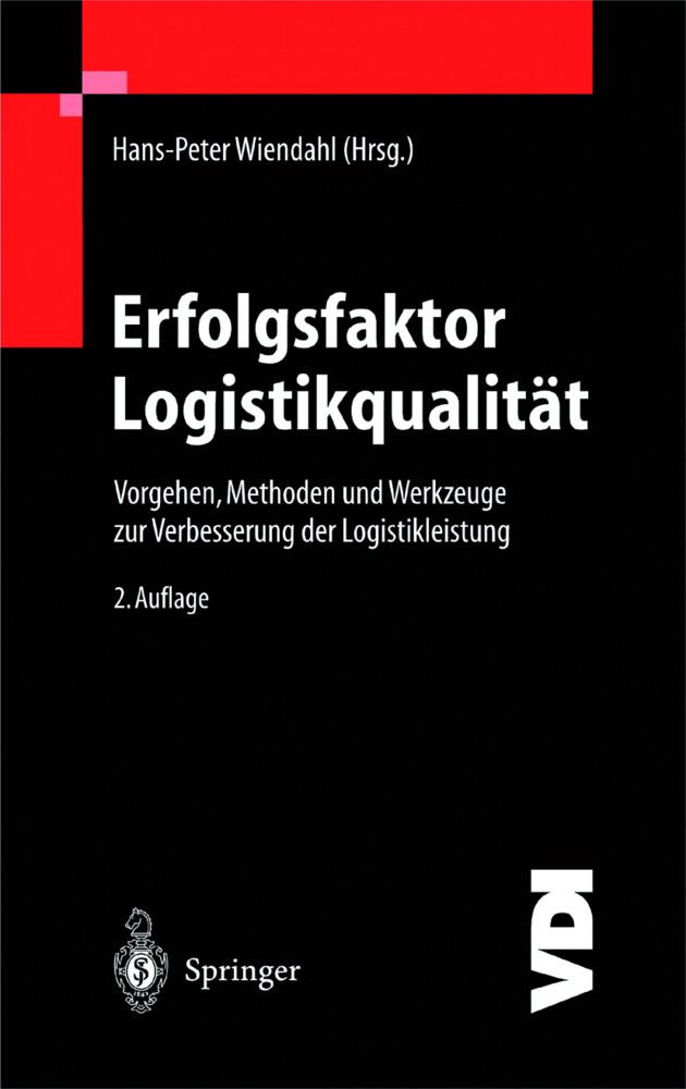 Erfolgsfaktor Logistikqualität als Buch