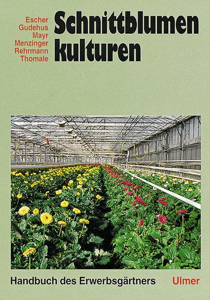 Schnittblumenkulturen als Buch