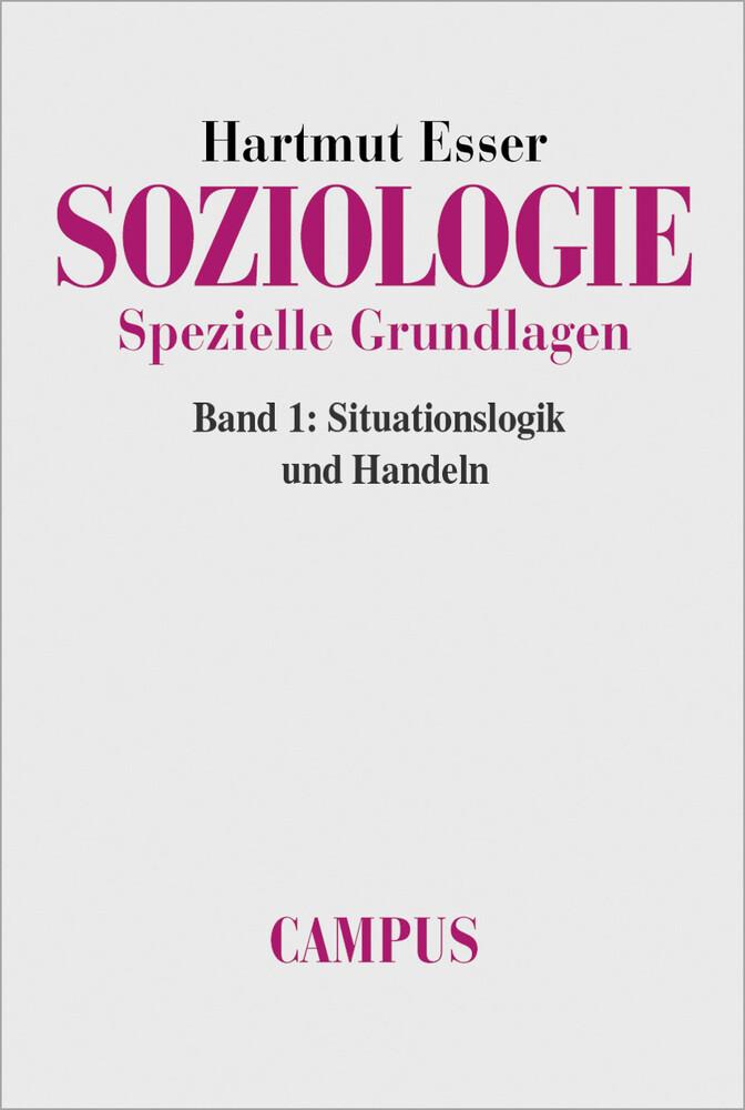 Soziologie. Spezielle Grundlagen 1 als Buch