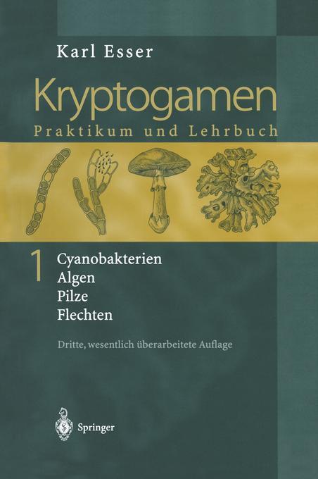 Kryptogamen 1 als Buch