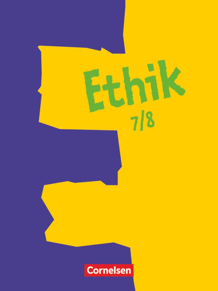 Ethik. 7./8. Schülerbuch als Buch