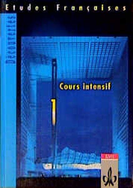 Découvertes Cours intensif 1. Schülerbuch als Buch