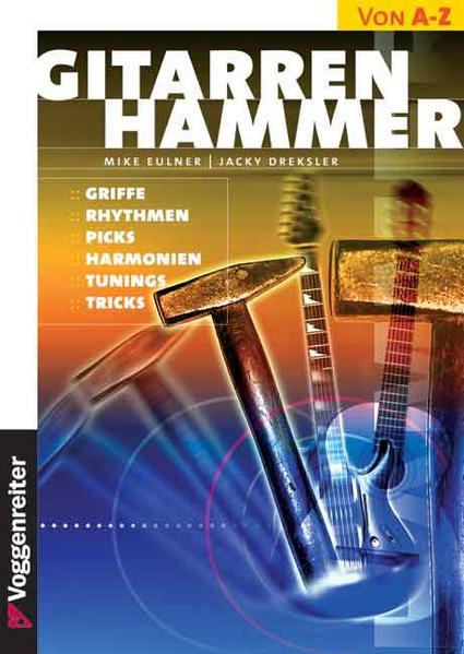 Gitarren-Hammer als Buch