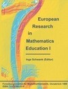 European Research in Mathematics Education I
