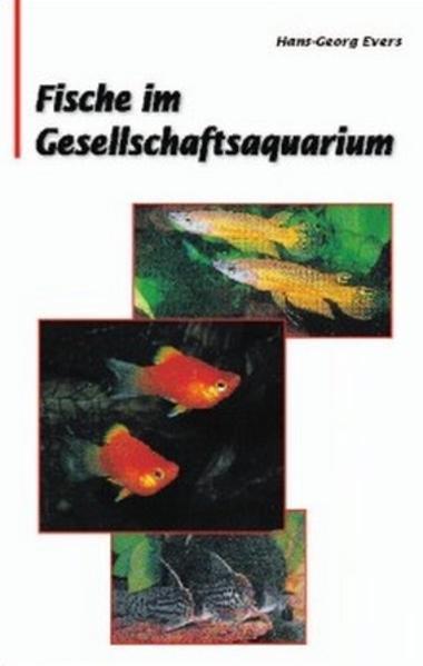 Fische im Gesellschaftsaquarium als Buch