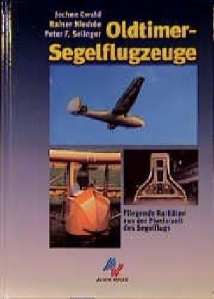 Oldtimer-Segelflugzeuge als Buch