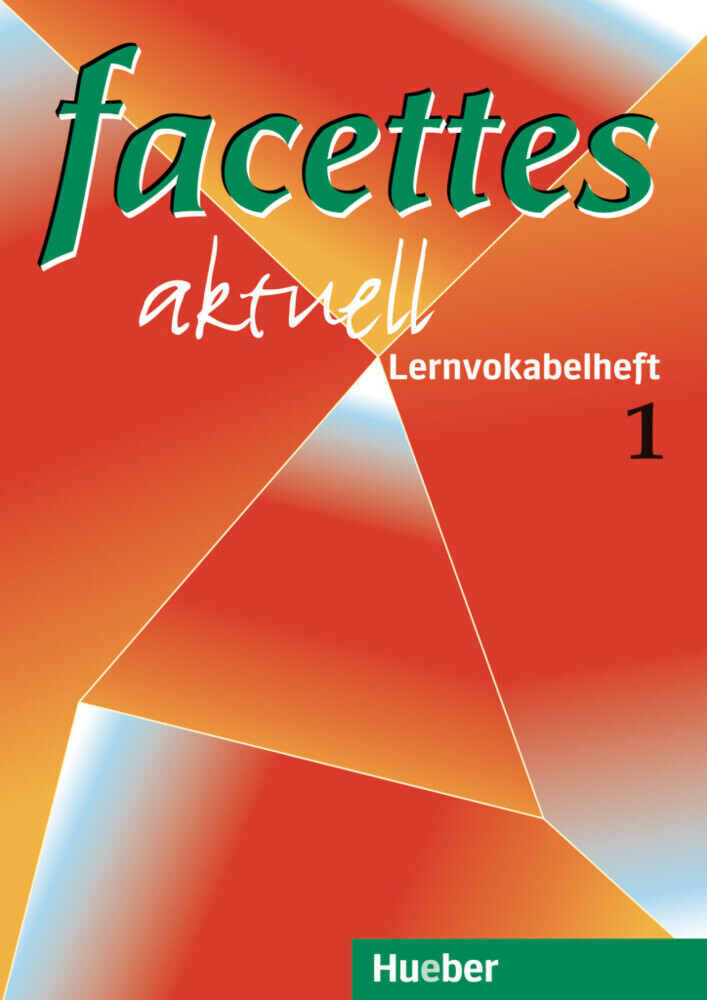 Facettes 1. Lernvokabelheft als Buch