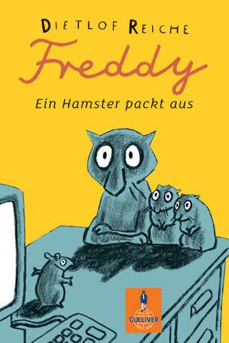 Freddy: Ein Hamster packt aus als Taschenbuch