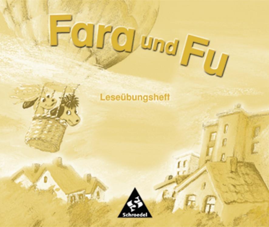 Fara und Fu. Leseübungsheft mit Wort- und Buchstabenkarten als Buch