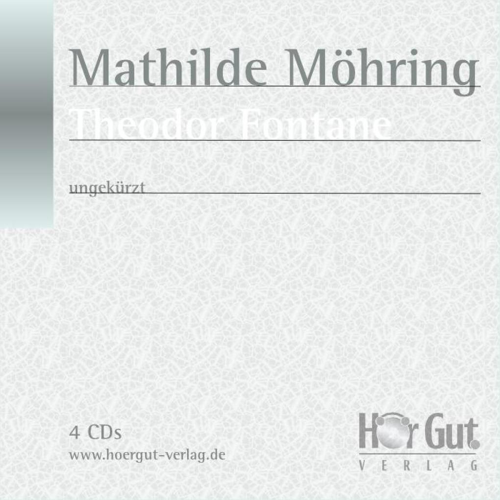Mathilde Möhring als Hörbuch Download