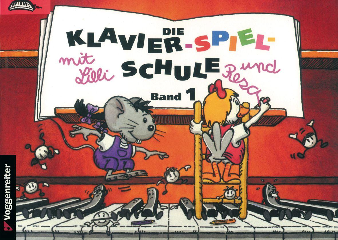 Feils, M: Klavier-Spiel-Schule 1 als Buch