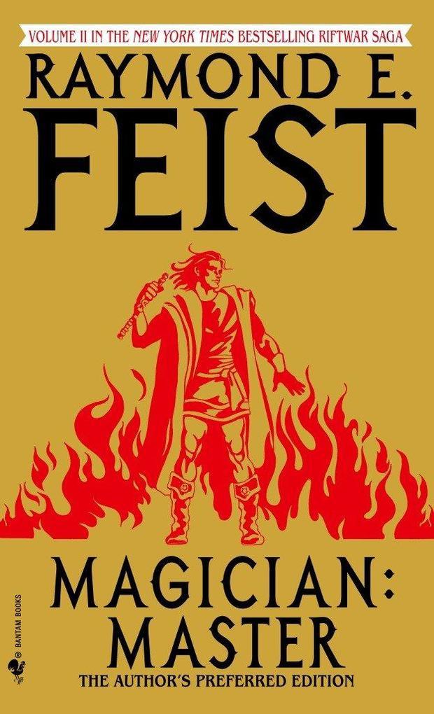 Magician: Master als Taschenbuch