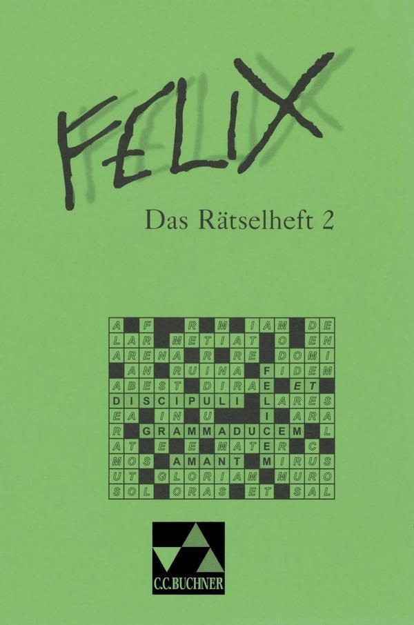 Felix - Die Fundgrube. Das Rätselheft 2 als Buch