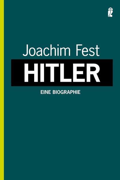 Hitler. Eine Biographie als Taschenbuch