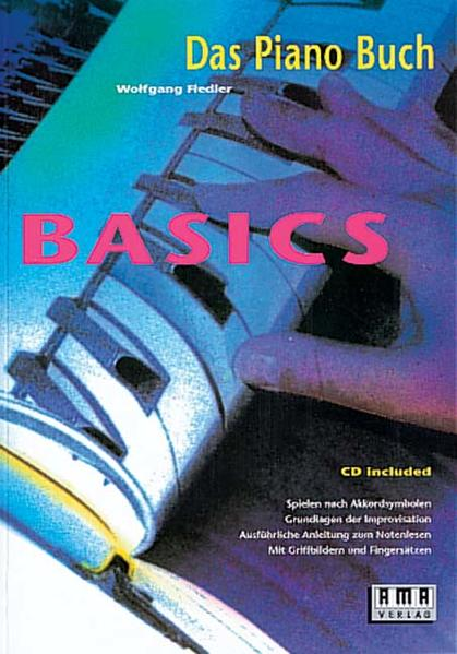Das Pianobuch. Basics. Inkl. CD als Buch