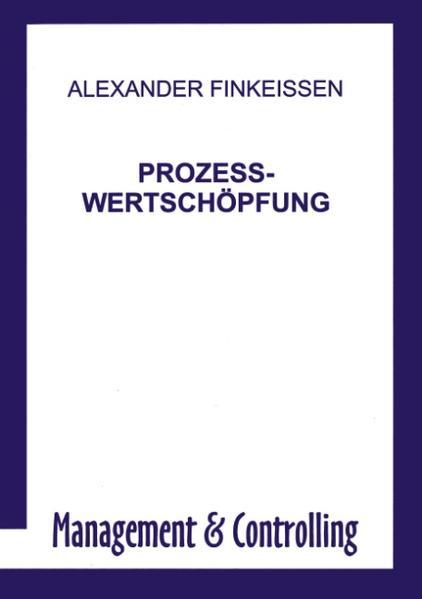 Prozess-Wertschöpfung als Buch