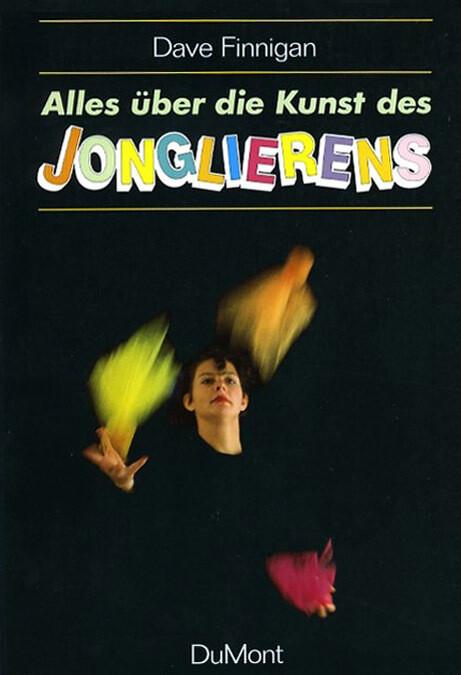 Alles über die Kunst des Jonglierens als Buch