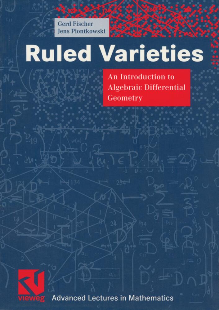 Ruled Varieties als Buch
